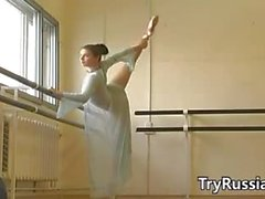 Russian Ballet Dancer Flashes