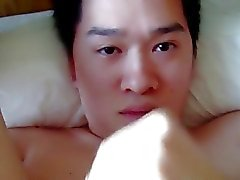 asian twink self facial 2