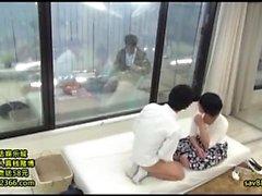 Mako oda asiática beauty é um quente milf em amadora hardcore sex