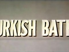 Homosexuell Klassiker der 50er Jahre - Türkisches Bad