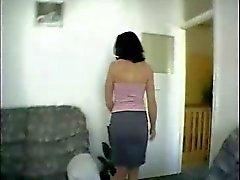 Английские белая женой с черными любителя - Самодельный Interracial рогоносец