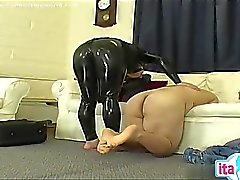 Glamour pussy smoking sex