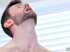 Big dick gay oral sex with cumshot