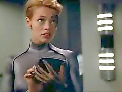 Right! think, Star trek seven of nine porno