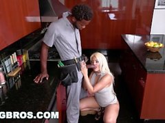 BANGBROS - Latina with Big Ass, Luna Star, Gets a Big Black Cock (mc15986)