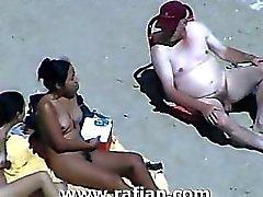 Rafian Nackt Beachlebens # 04