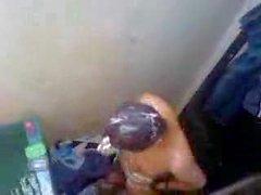 Indienne Shower ménage Japonaises Voyeur