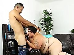 Großes Booty Latina BBW Victoria Geheimnis