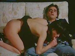 Klassinen ranskalainen porno, jossa on Alban Ceray