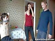 Make Him Cuckold - Sex revenge from a jealous girlfriend