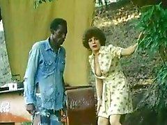 Valerie 70s Vintage Interraciaal
