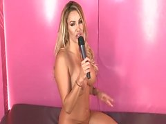 Dannii Harwood Babestation 27-05-2017