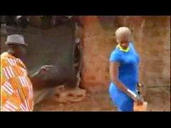 Afrikkalainen Girls hän antoi sille Isot Luonnontieteellinen Ryöstösaalis Afrikka