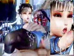 Chun.Li.Winning.Assault . [ RAW] . [3D]
