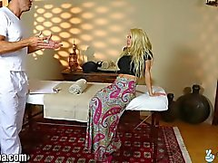 TrickySpa Blond MILF Revenge sexfilm