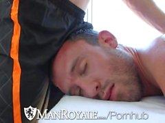 ManRoyale - Joey Moriarty & Mike Gaite die Nacht verbringen Ficken