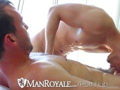 ManRoyale - Joey Moriarty et Mike Gaite Passez la nuit Fucking