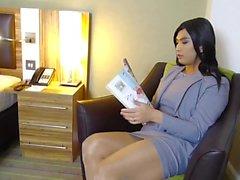 Sexy Tgirl Eskorte Hotel besuchen
