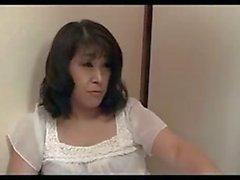 50yr Old Mature Akagi Oda Loves Cock