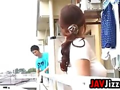 Japaner Penis Spaß in der Küche