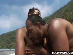 Hawaiian sexo anal gay