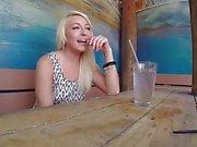 Групповуха Creampie сексуальная блондинка наполняется 5 раз