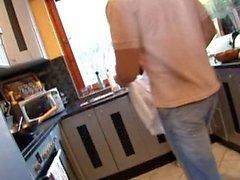 Hot Maid Keeps Her Job