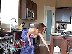 Кухонное порно