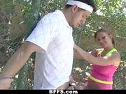 BFFS - Tennis Summer Camp Schlampen !