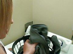 Алексии Rae любительских блондинка подросток с естественными большой синицы показано сисек а сосания петух
