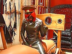 Madame militaire Latex