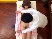 Sexy pequeno tit asiática teen dildos dela cona até orgasmo