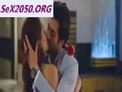 Pooja Salvi Kissing Aayushman In Nautanki Saala