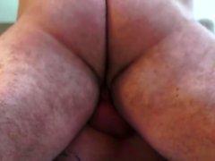 Tatuagem ass gay a boca e Creampie