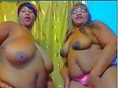 Ballare coppia Afro