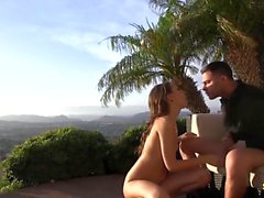 SCREWBOX - Riley Reid in Tears in the Sun
