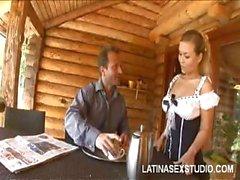 Ménage de Latina dirty