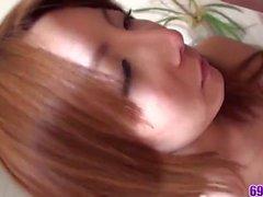 Совершенная школьница хардкор-секса в POV с Yuna Hirose
