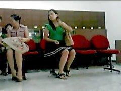 Sensual Le em Kasih Karunia Clínica , Surabaya , Indonésia