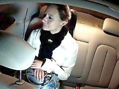Vingança de fita sexo em falsificar do táxi