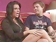 Milf Seduces Her Son's Friend