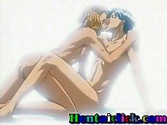 Blonds baise hot gaie hentai avec son amie