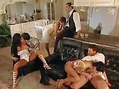 Скабрезный пола заседание группой