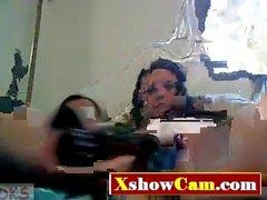 Toying Meaty Pussy Lips - Xshowcam