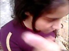 Laura boqueteia de Bruno
