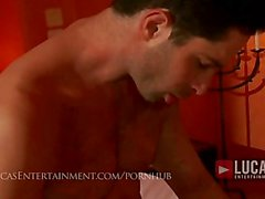 Michael Lucas Makes Love to Mathew Mason