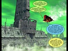 3D Комикс : Восстание . Эпизод 2