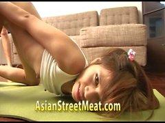 Big Mouth Little Thai Cutie