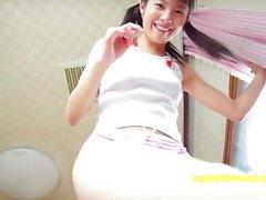 Aoi Tajima Petite Teen Exploring Sex In Her Debut Movie