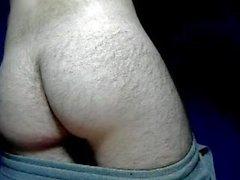 Словацкий Симпатичный мальчик, большая волосатая жопа, Tight отверстия, большой петух на Cam